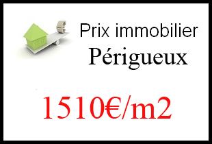 Le prix de l'immobilier à Périgueux
