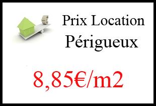 Le prix des locations à Périgueux